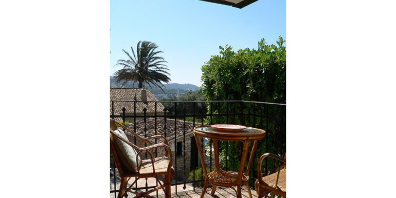 Exceptional stone finca in Moraira Sabatera – Guest apartment – ID: 5500006