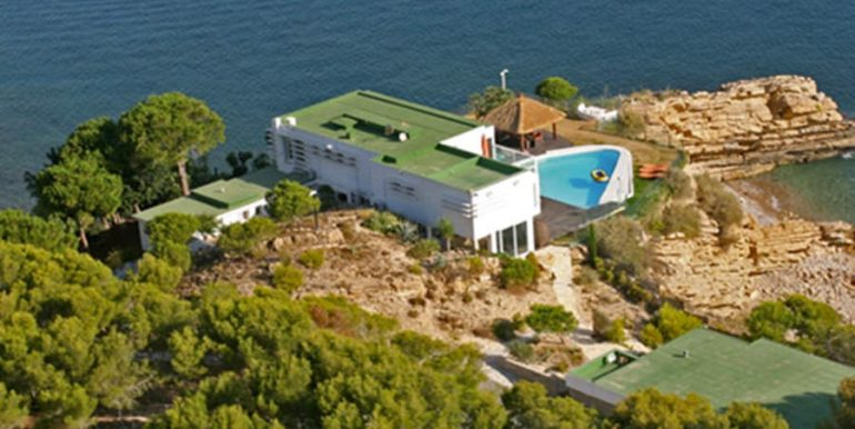 Exclusive luxury villa in Playa del Albir -  Overal view - ID: 5500224