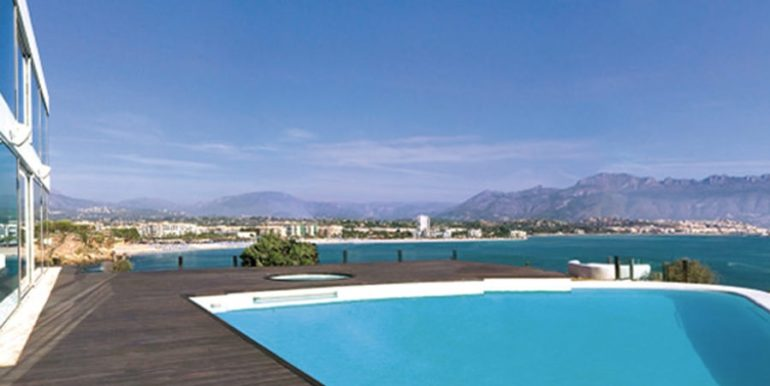Exclusive luxury villa in Playa del Albir - Sea view - ID: 5500224
