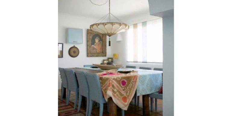 Extraordinary Ibiza style villa in Moraira El Portet - Dining room - ID: 5500001a