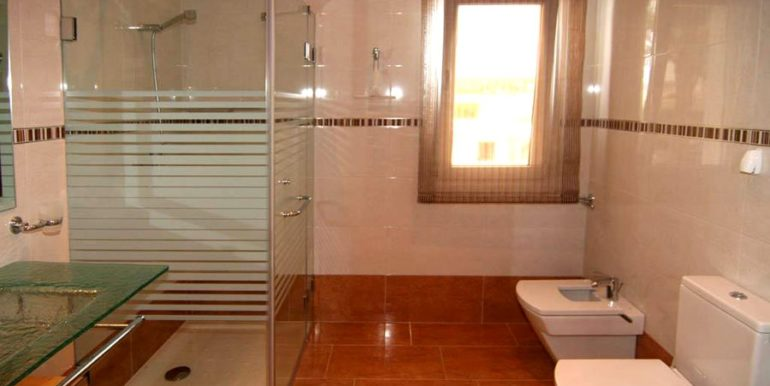 First line luxury villa in Moraira Cap Blanc - Bathroom - ID: 5500054