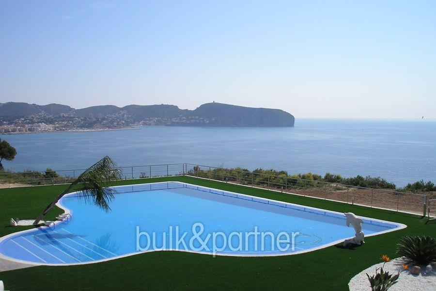 Luxury Hotels Moraira