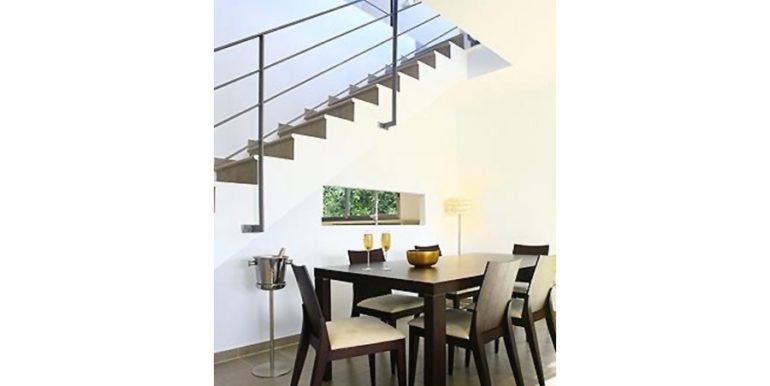 Modern and minimalist villa in Jávea La Guardia Park - Dining area - ID: 5500034