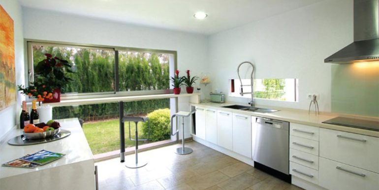 Modern and minimalist villa in Jávea La Guardia Park – Kitchen – ID: 5500034