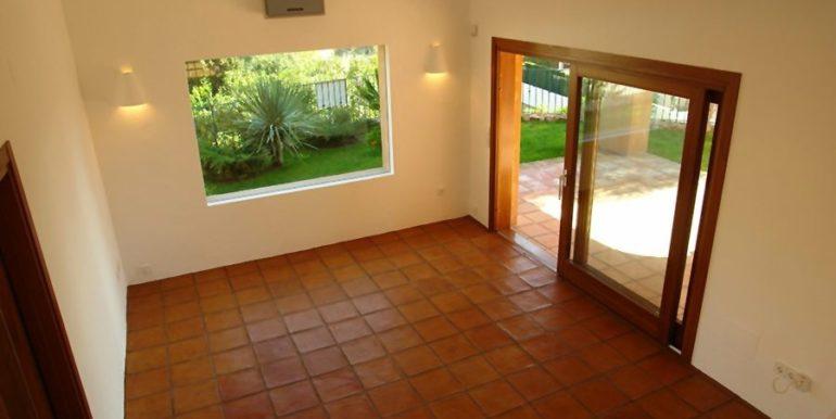 Moderne Ibiza-Style Villa in Moraira El Portet - Wohnzimmer - ID: 5500002 - Architekt Joaquín Lloret