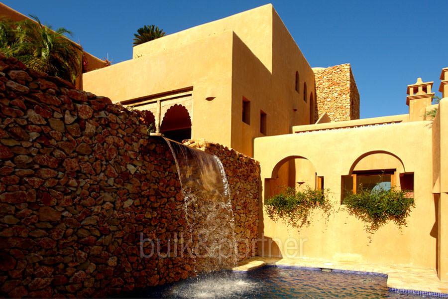 Moderne Ibiza-Style Villa in Moraira El Portet