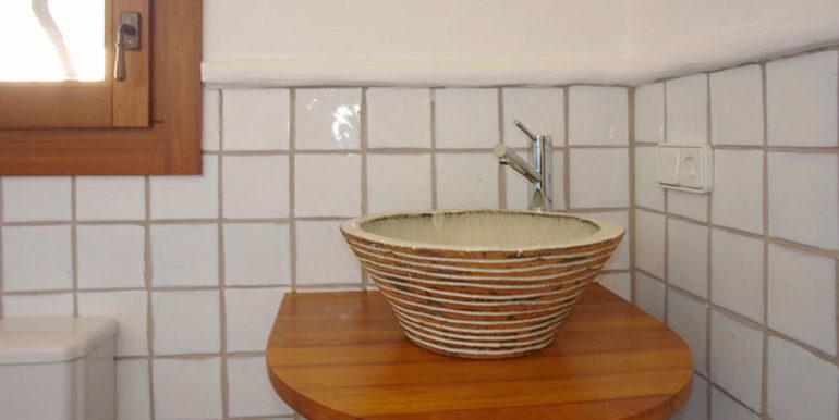 Modern Ibiza style villa in Moraira El Portet - Sink - ID: 5500002a