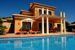 Modern villa with sea views in Benissa Fanadix – ID: 5500012