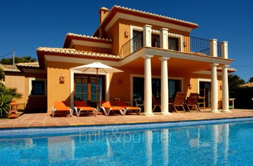 Modern villa with sea views in Benissa Fanadix – ID: 5500012 - Photographer Torsten Bulk