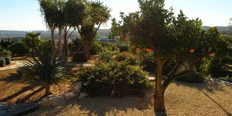 Stone finca with gardens and sea views in Benissa Canor - Garden - ID: 5500007