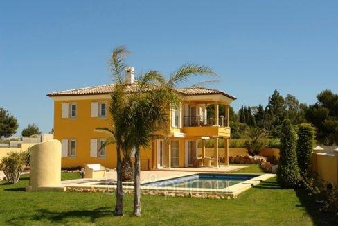 Mediterrane Villa in Moraira Coma de los Frailes - ID: 5500024 - Fertighaus Hanse Haus Spanien / in Deutschland hergestellt - Fotograf Torsten Bulk