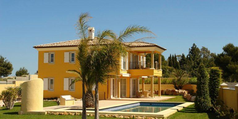 Mediterranean villa in Moraira Coma de los Frailes - ID: 5500024 - Prefabricated house Hanse Haus Spain / Made in Germany - Photographer Torsten Bulk