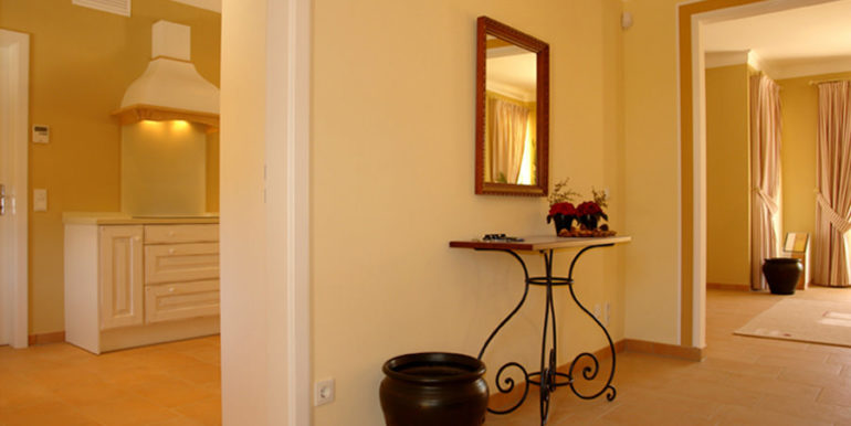 Mediterrane Villa in Moraira Coma de los Frailes - Eingangsbereich - ID: 5500024 - Fertighaus Hanse Haus Spanien / in Deutschland hergestellt - Fotograf Torsten Bulk