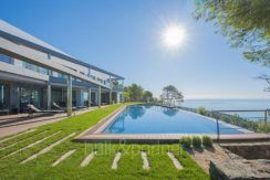 Exclusive first line luxury villa in Altéa Campomanes - Pool sea views - ID: 5500659
