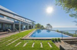 Exclusive first line luxury villa in Altéa Campomanes - Pool sea views - ID: 5500659 - Architect David Montés López