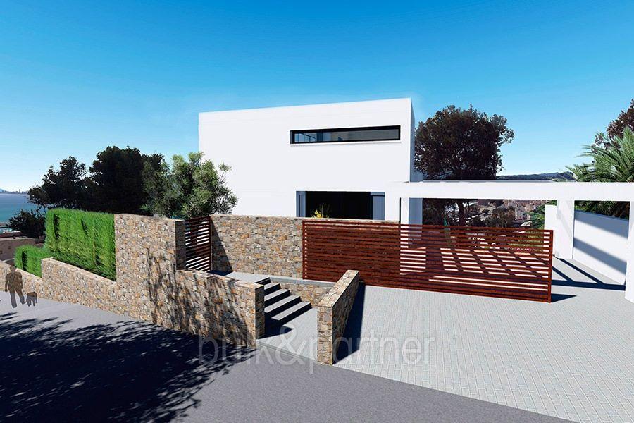 Modern luxury property moraira el portet costa blanca - Villa el portet ...