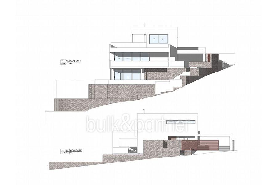 Moderne Luxusvilla in Moraira