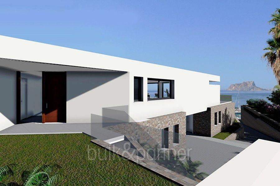New Build Properties In Denia