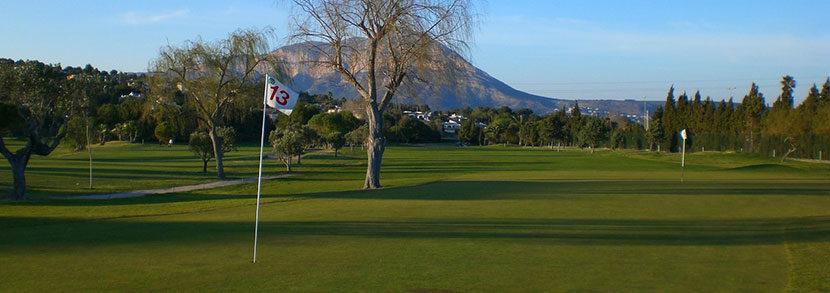 Los mejores campos de golf y clubs de golf en la Costa Blanca Norte