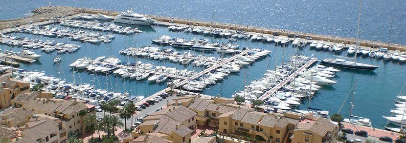 Die besten Yachthäfen und Yachtclubs an der nördlichen Costa Blanca