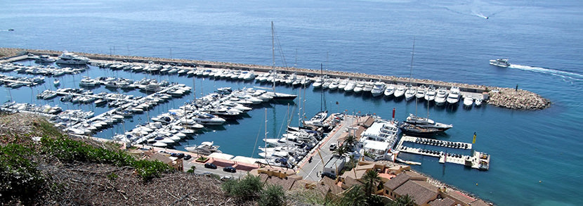 Marinas and yacht clubs on the Costa Blanca North