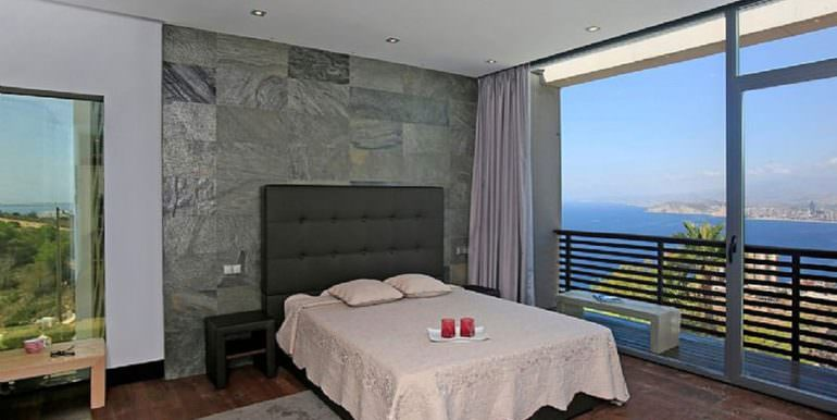 Modern luxury design villa Benidorm Sierra Dorada - Bedroom - ID: 5500052