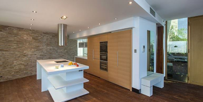 Modern luxury design villa Benidorm Sierra Dorada - Kitchen - ID: 5500052