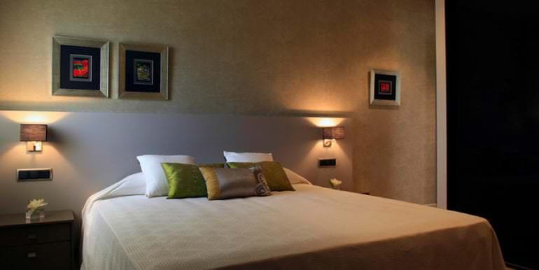 Unique luxury villa in exposed location in Moraira Paichi - Bedroom - ID: 5500660