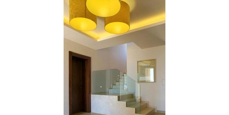 Unique luxury villa in exposed location in Moraira Paichi - Entrance area - ID: 5500660