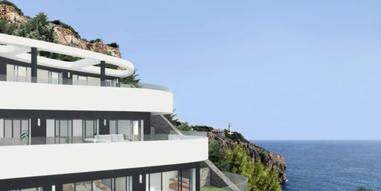 Luxus Immobilie in erster Meeresline in Jávea Ambolo - Meerblick - ID: 5500672 - Architekt POM Architectos