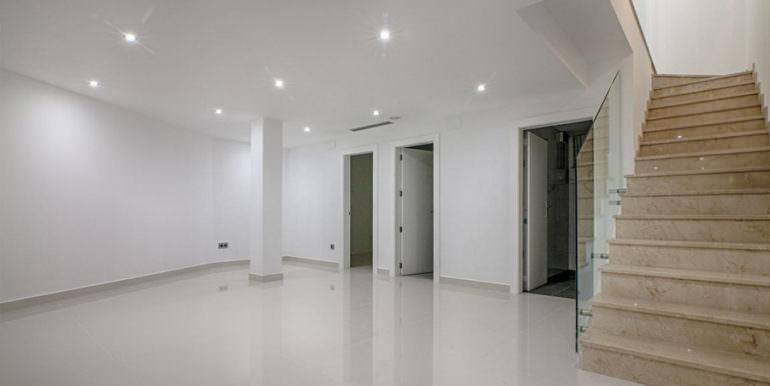 Seafront luxury villa in Benissa Cala Advocat - Basement - ID: 5500677