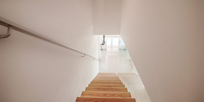 Seafront luxury villa in Benissa Cala Advocat - Staircase - ID: 5500677