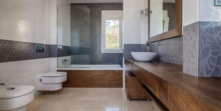 Wonderful new villa with stunning sea views in Moraira San Jaime/Moravit - Bathroom - ID: 5500675
