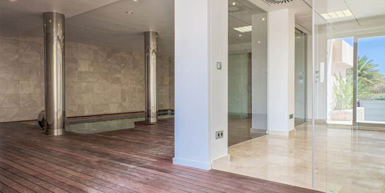 Wonderful new villa with stunning sea views in Moraira San Jaime/Moravit - Indoor pool - ID: 5500675