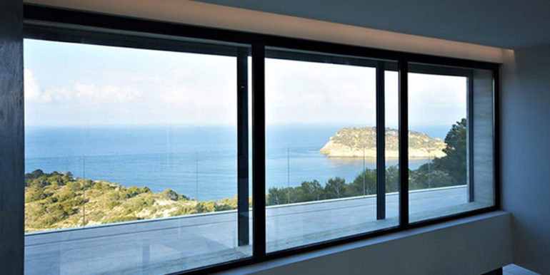 Gorgeous villa with exceptional sea views in Jávea Portichol - Sea views top floor - ID: 5500662