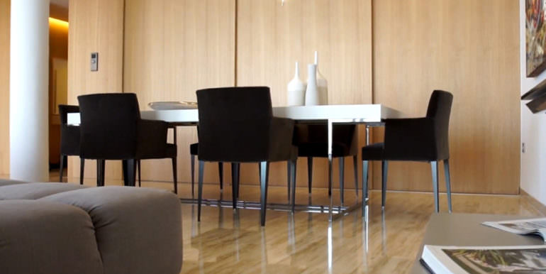 Luxury apartment with incredible sea views in Altéa la Sierra - Dining area - ID: 5500686
