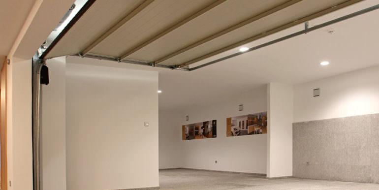 Luxury apartment with incredible sea views in Altéa la Sierra - Garage and storeroom - ID: 5500686