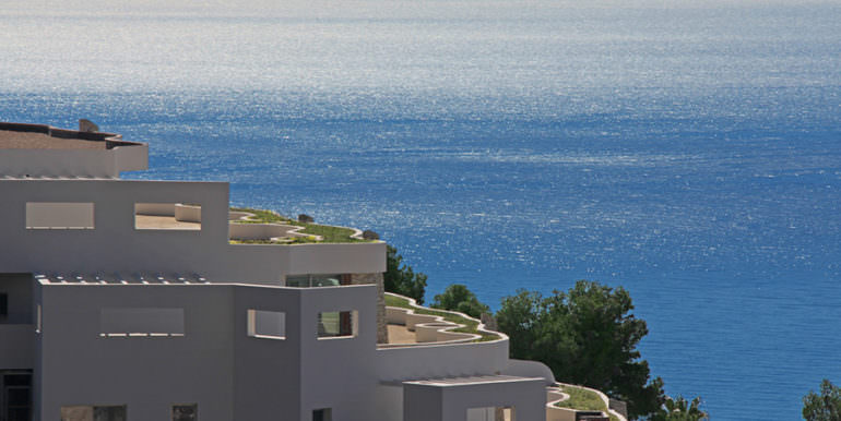 Luxury apartment with incredible sea views in Altéa la Sierra - Sea views - ID: 5500686