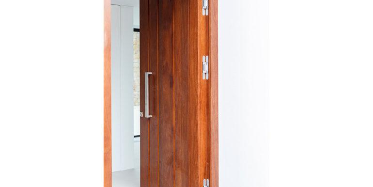 Modern design luxury villa in Moraira Moravit - Entrance - ID: 5500684 - Architect Ramón Esteve Estudio