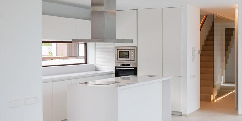 Modern design luxury villa in Moraira Moravit - Open kitchen - ID: 5500684 - Architect Ramón Esteve Estudio