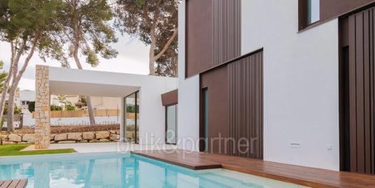 Modern design luxury villa in Moraira Moravit