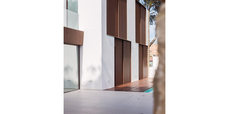 Modern design luxury villa in Moraira Moravit - Pool terrace - ID: 5500684 - Architect Ramón Esteve Estudio