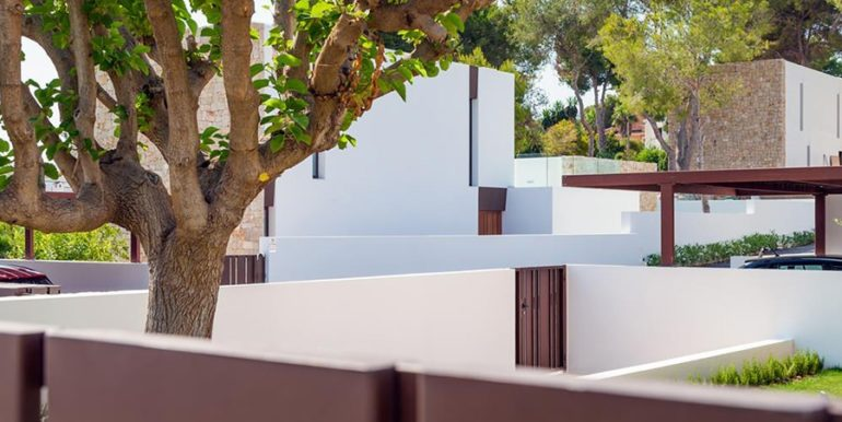 Modern design luxury villa in Moraira Moravit - Urbanization - ID: 5500684 - Architect Ramón Esteve Estudio