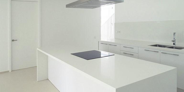 Modern new built luxury villa in Moraira El Portet - American kitchen - ID: 5500685 - Architect Ramón Esteve