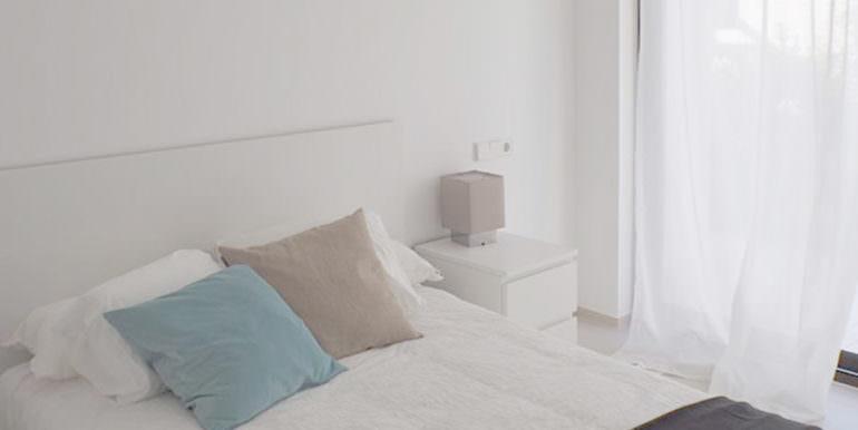 Modern new built luxury villa in Moraira El Portet - Bedroom - ID: 5500685 - Architect Ramón Esteve