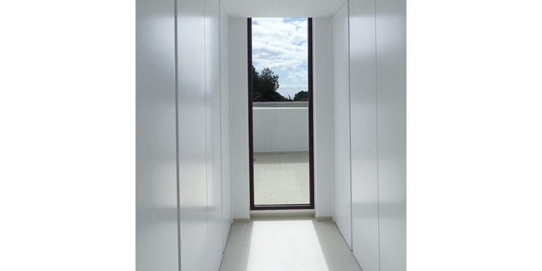 Modern new built luxury villa in Moraira El Portet - Dressing room - ID: 5500685 - Architect Ramón Esteve