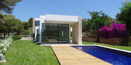 Modern new built luxury villa in Moraira El Portet