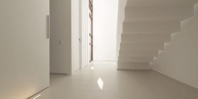 Modern new built luxury villa in Moraira El Portet - Stairwell - ID: 5500685 - Architect Ramón Esteve