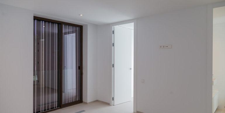 Modern design luxury villa in Moraira Moravit - Bedroom - ID: 5500684 - Architect Ramón Esteve Estudio