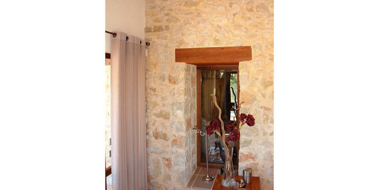 Stone finca with gardens and sea views in Benissa Canor - Indoor window - ID: 5500007 - Photographer Torsten Bulk